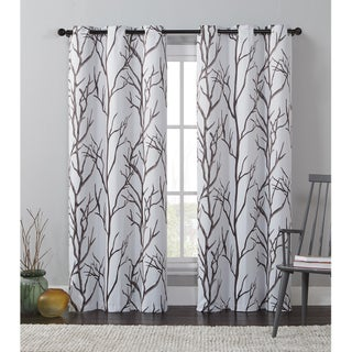 VCNY Keyes Printed Blackout Curtain Panel (2 options available)