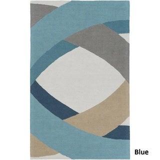 Hand-Tufted Arvada Wool Rug (4' x 6')
