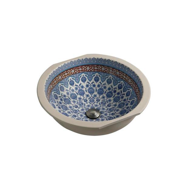 Shop Kohler Camber Undermount Bathroom Sink In Marrakeshbiscuit