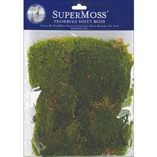 Sheet Moss 2oz/PkgGreen