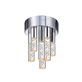 Sonneman Lighting Champagne Staccato 5 inch LED Surface Mount