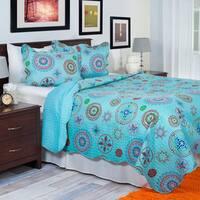 Windsor Home Lisa Twin 2-piece Quilt Set