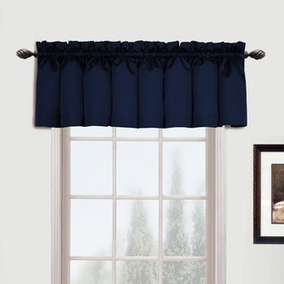 Link to Luxury Collection Metro Light-Filtering Straight Valance - 54 x 16 - 54 x 16 Similar Items in Window Treatments