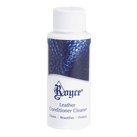 Royce Leather Premium Leather Conditioner Cleaning Solution (2 ounces)