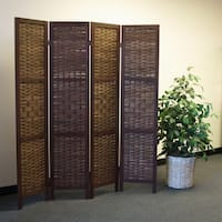 Saigon Folding Decorative Screen