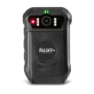 Pyle PPBCM16 Vigilante Pro Compact and Portable HD Wireless Body Camera with Night Vision