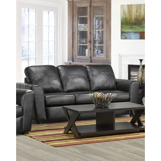Augusta Italian Leather Sofa