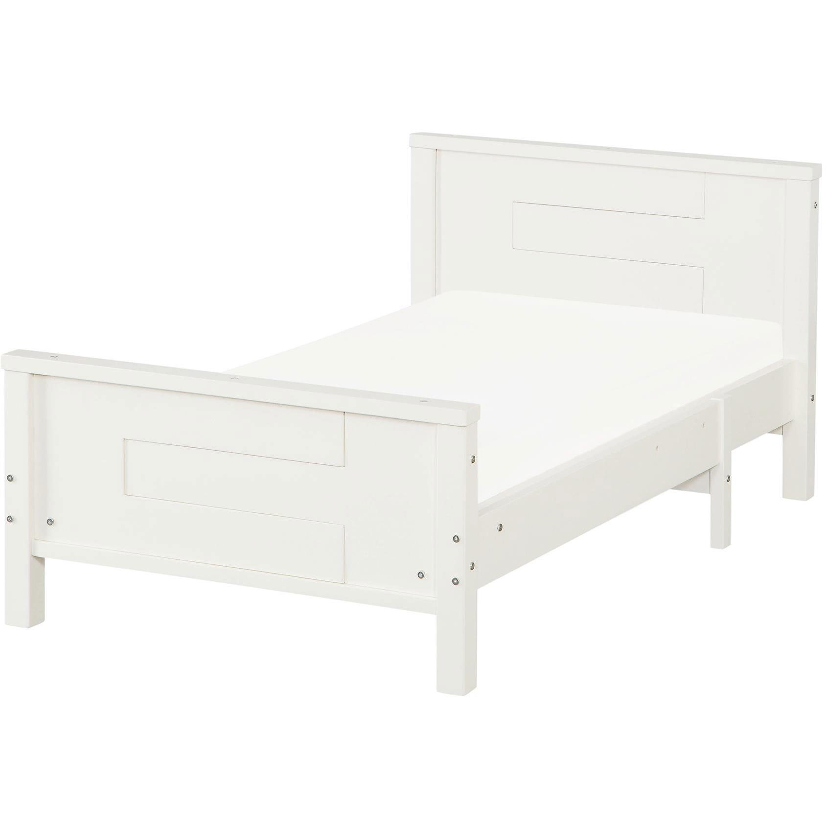 Baby Relax Phases And Stages White Toddler To Twin Convertible Bed Overstock 10574891