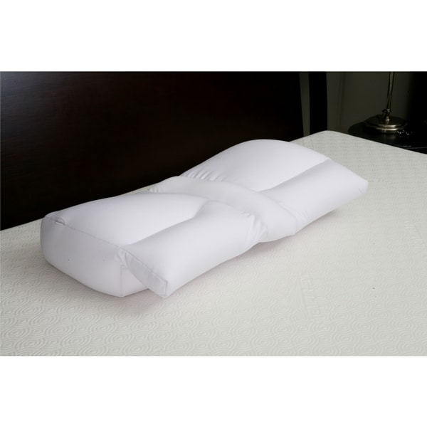 Arm Tunnel Microbeads Clouds Pillow