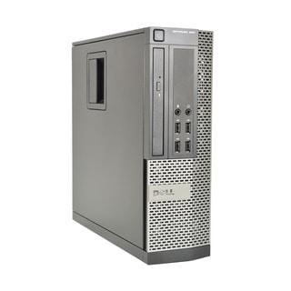 Dell Optiplex 990 Intel Core i5-2400 3.1GHz 2nd Gen CPU 4GB RAM 250GB HDD Windows 10 Pro Small Form