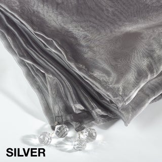 Sheer Organza Tablecloth