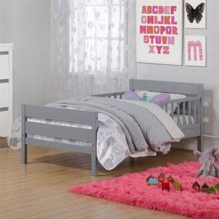 Baby Relax Cruz Grey Toddler Bed
