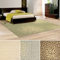 Rug Squared Richland Abstract Rug (7'9 x 10'10)