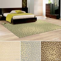Rug Squared Richland Abstract Rug (5'3 x 7'5)