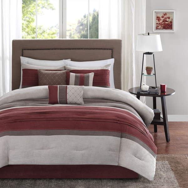 Madison Park Campbell 7-Piece Comforter Set