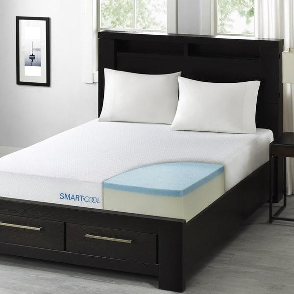 Smart Cool by Sleep Philosophy 10-inch Queen-size Gel ...