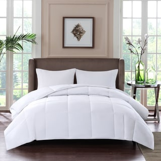 Sleep Philosophy Year Round Warmth Level 1 300TC Cotton Sateen 3M Thinsulate Down Alternative Comforter