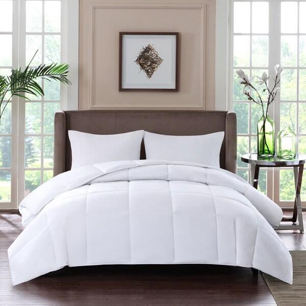 Sleep Philosophy All Saeason Warmth Level 1 Cotton 3M Thinsulate Down Alternative Comforter
