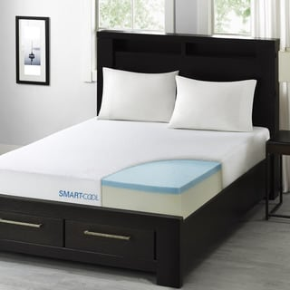 Smart Cool by Sleep Philosophy 10-inch Twin-size Gel Memory Foam Mattress