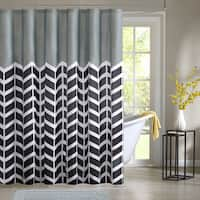 Intelligent Design Piper Shower Curtain
