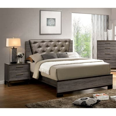 Buy California King Size Transitional Bedroom Sets Online At