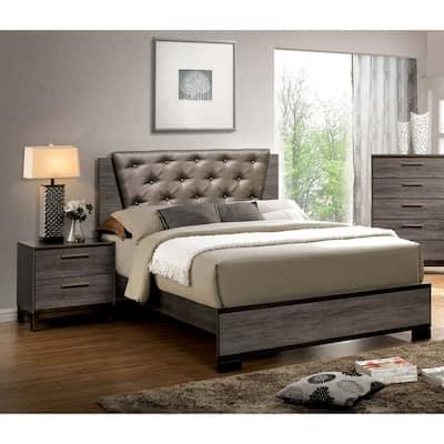 Buy Queen Size Grey Bedroom Sets Online At Overstock Our Best
