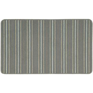 Nourison Everywhere Essential Grey Accent Rug (1'8 x 2'10)