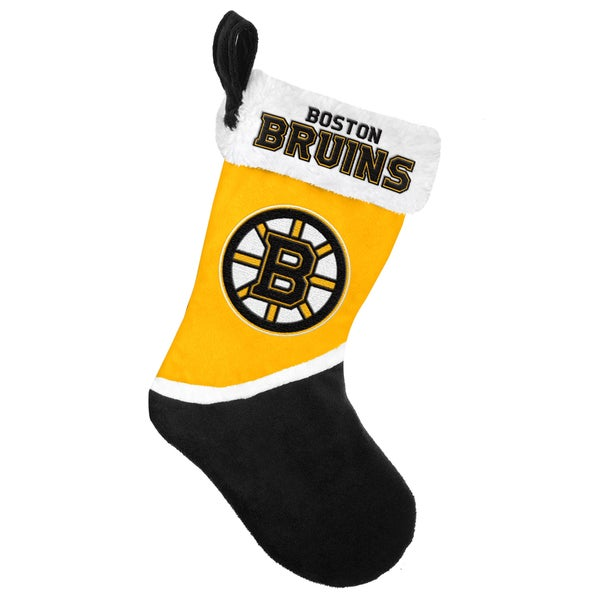 Forever Collectibles Boston Bruins NHL 2015 Basic 17-inch Stocking