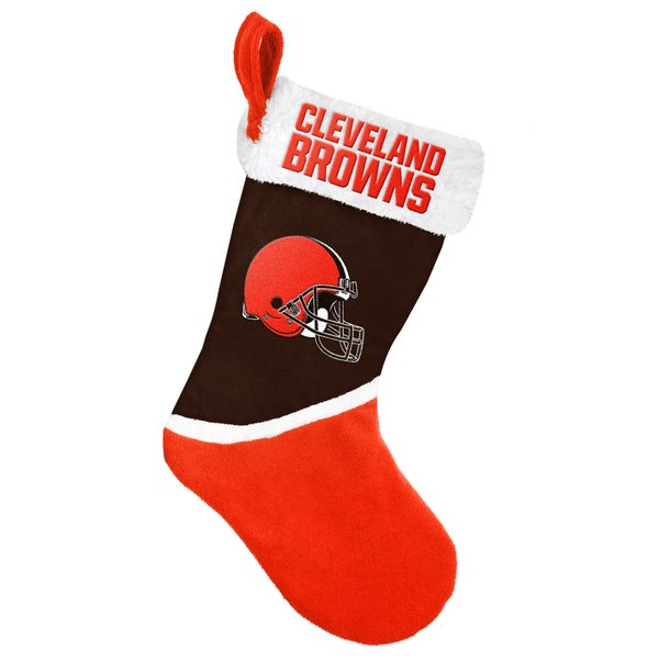 Forever Collectibles Cleveland Browns NFL 2015 Basic 17-inch Stocking
