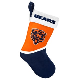 Forever Collectibles Chicago Bears NFL 2015 Basic 17-inch Stocking