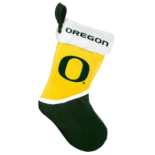 Forever Collectibles Oregon Ducks NCAA 2015 Basic 17-inch Stocking
