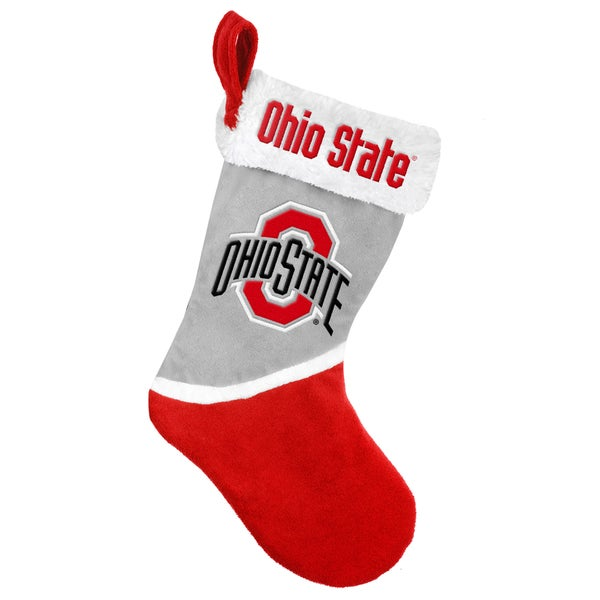 Forever Collectibles Ohio State Buckeyes NCAA 2015 Basic 17-inch Stocking