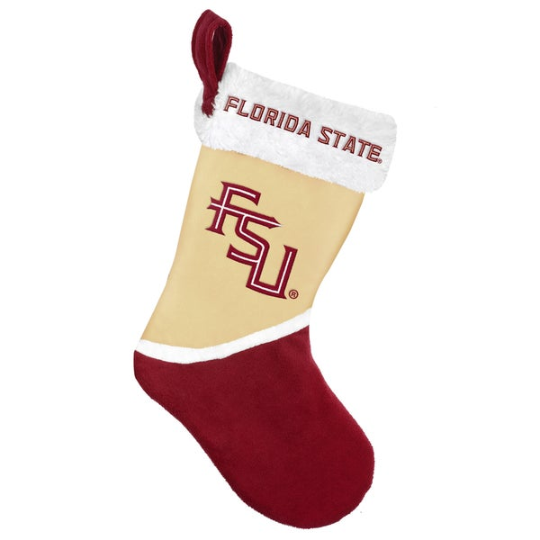 Forever Collectibles Florida State Seminoles NCAA 2015 Basic 17-inch Stocking