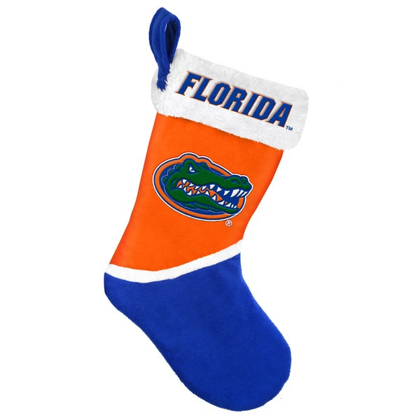 Forever Collectibles Florida Gators NCAA 2015 Basic 17-inch Stocking