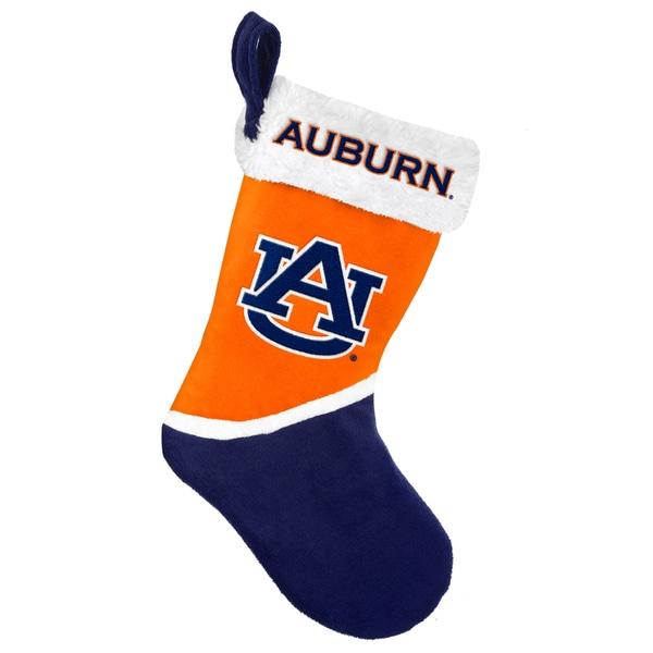 Forever Collectibles Auburn Tigers NCAA 2015 Basic 17-inch Stocking