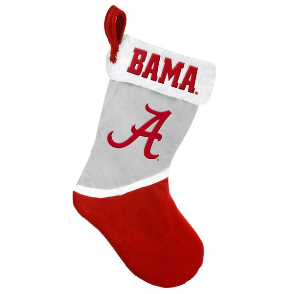 Forever Collectibles Alabama Crimson Tide NCAA 2015 Basic 17-inch Stocking