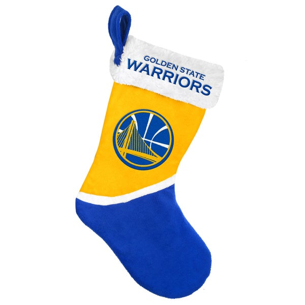Forever Collectibles Golden State Warriors NBA 2015 Basic 17-inch Stocking