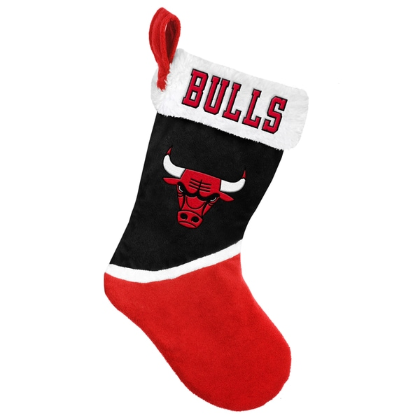 Forever Collectibles Chicago Bulls NBA 2015 Basic 17-inch Stocking