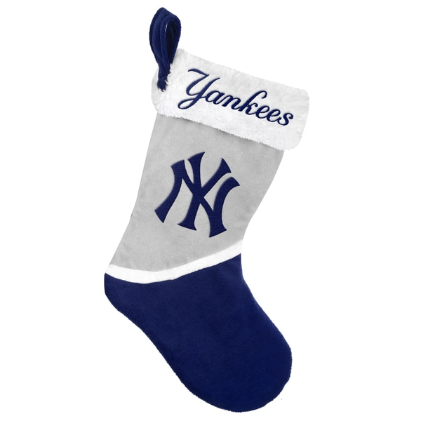 Forever Collectibles New York Yankees MLB 2015 Basic 17-inch Stocking