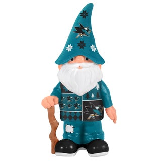 Forever Collectibles San Jose Sharks Real Ugly Sweater Gnome