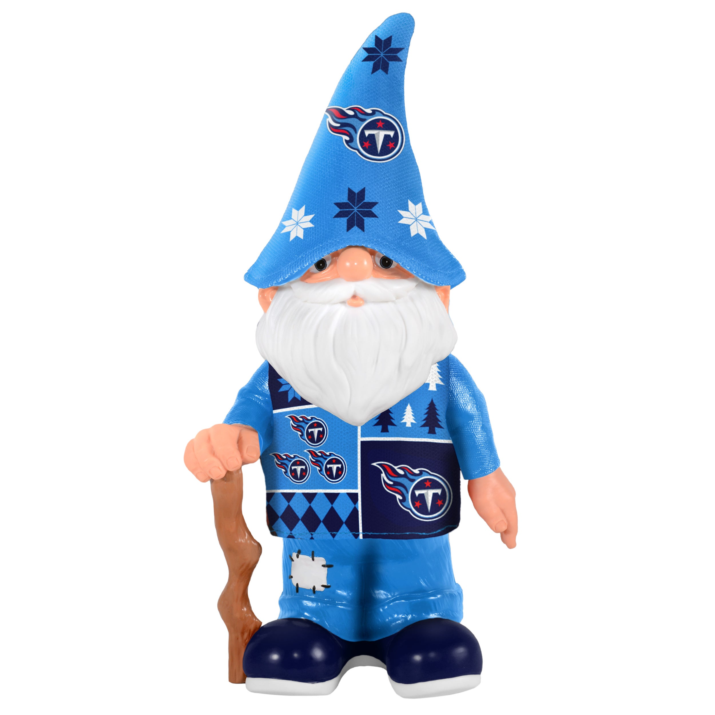Forever Tennessee Titans Real Ugly Sweater Gnome (Tenness...