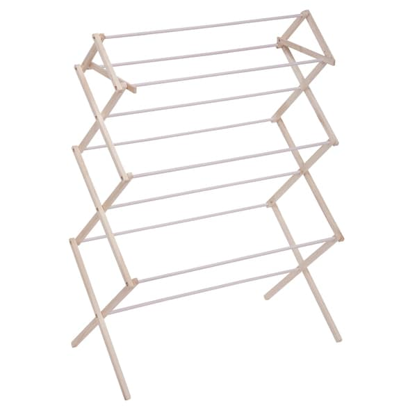 Honey Can Do DRY-01174 Large Wood Knockdown Drying Rack. Opens flyout.