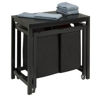 Honey Can Do SRT-03571 Double Sorter Folding Table