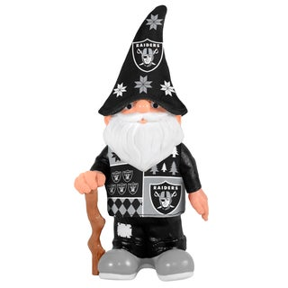 Forever Collectibles Oakland Raiders Real Ugly Sweater Gnome