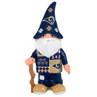 Forever Collectibles St. Louis Rams Real Ugly Sweater Gnome
