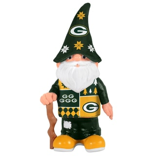 Forever Collectibles Green Bay Packers Real Ugly Sweater Gnome