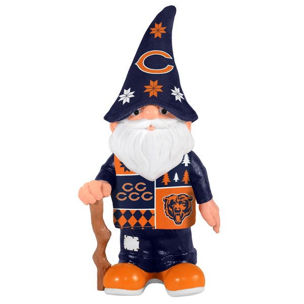 Forever Collectibles Chicago Bears Real Ugly Sweater Gnome