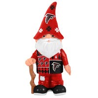 Forever Collectibles Atlanta Falcons Real Ugly Sweater Gnome