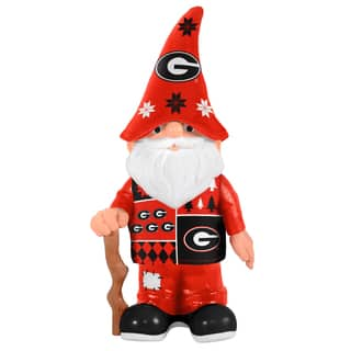 Forever Collectibles Georgia Bulldogs Real Ugly Sweater Gnome|https://ak1.ostkcdn.com/images/products/10575772/P17652049.jpg?impolicy=medium