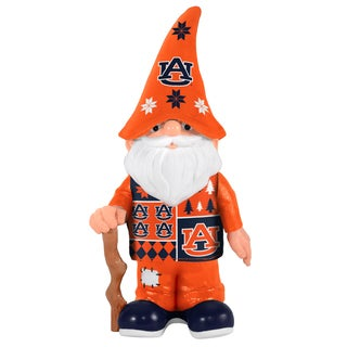 Forever Collectibles Auburn University Tigers Real Ugly Sweater Gnome